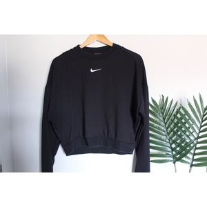 Nike Open-Back Sweatshirt